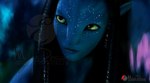 Neytiri by Milee-Design