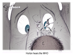 Horton hears the WHO by gregmcevoy
