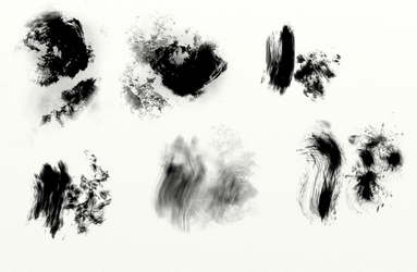 Ink presets for Artrage 5 custom brush part 5 by SchweizerArts