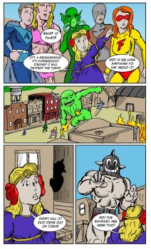 Crisis Down the Yellow Brick Road 08 by jay042
