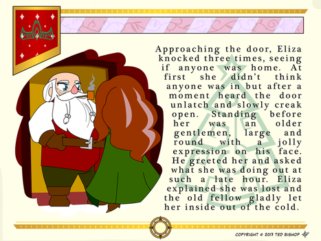 Another Princess Story - Jolly Old Man by Dragon-FangX