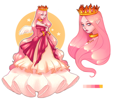 ANGEL QUEEN ADOPT AUCTION (closed) by miotess-adopts
