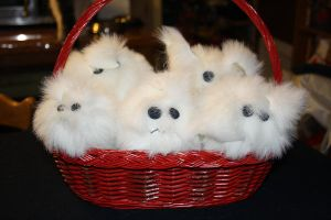 Basket full of fluffies by moordred-fangirl