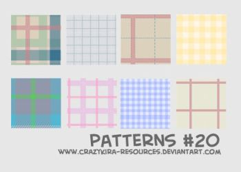 Patterns .20 by crazykira-resources