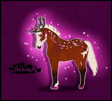 5207 NGS Strihra - Deer Stallion by KimboKah