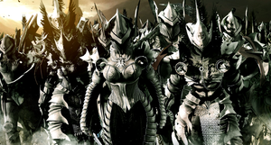 Army of the Paladin Order by LordHayabusa357