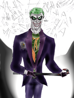The Joker by Soyelmejor999
