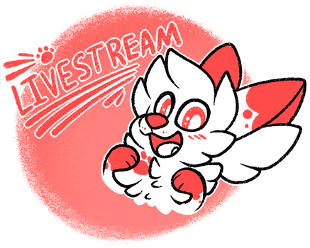 Livestream + RAFFLE! by pupom