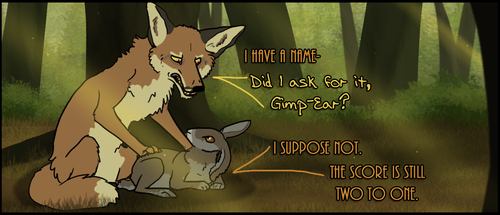 Panel Swap: Ages (The Third) by Songdog-StrayFang