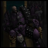 Throne Of Excess by OEVRLORD