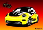VW Beetle_Tuning.sk by DURCI02