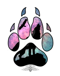 Wolf Paw by o-Sparticaus-o