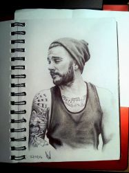 Jon Bellion 2 finished by Nnusia