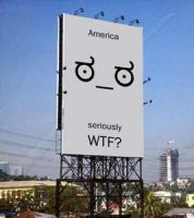 WTF AMERICA by EpicEmoSkittles