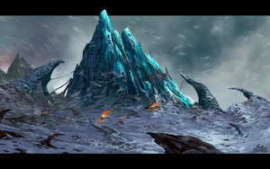 Ice Castle by Frostwindz