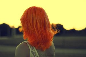 I am a sunset by sophiaazhou
