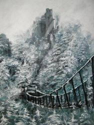 The Painted World of Ariamis Fanart by Arafelle