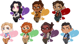 Who's Your Dream Daddy? by ET-Designs