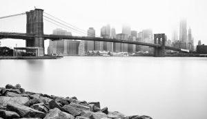 Manhattan in the Mist by AlexMarshall
