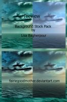 Blue Background Stock Pack by FairieGoodMother