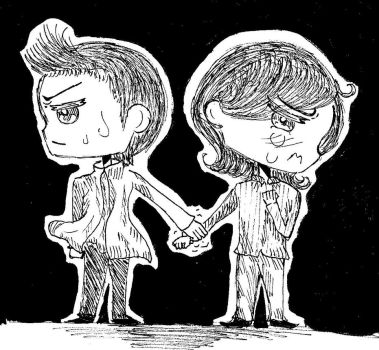 Supernatural: Brothers Forever!! by Milky-Nya
