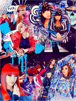 2NE1 by SyuBoxx