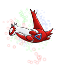 Latias by Aurora-Ghost