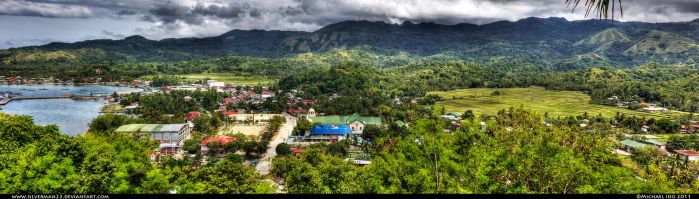 Jagna Bohol panorama by silverman23