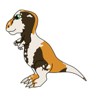 Baby T-Rex Auction 1 OPEN by ShadowDawn93