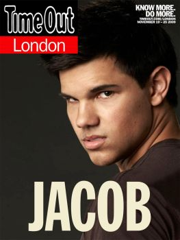 Time out Cover Jacob by harrynotlarry