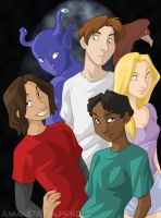 Animorphs by shinga