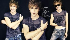 Tom Felton by mid-day-delusions