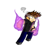 Minecraft Avatar - KendellDraws [SteveBrine] by GoldSolace