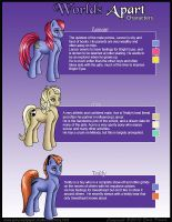 Comic Character Intro Page 1 by FlyingPony