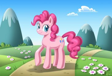 Pinkie Pie by Pelboy