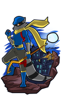 Sly Cooper by CRAZZEFFECT