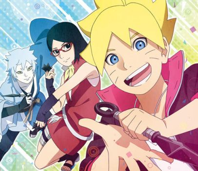 Boruto Next Generations OP 1 KANA BOON  Baton Road by AiKawaiiChan