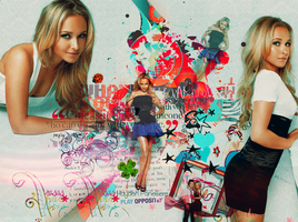Hayden Panettiere by asiula23