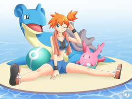Misty LeafGreen by Orcaleon