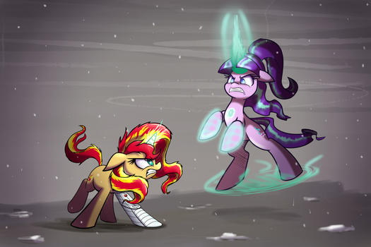 Marevel: Civil War by Heir-of-Rick