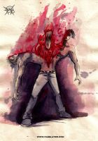 The monster inside by FASSLAYER