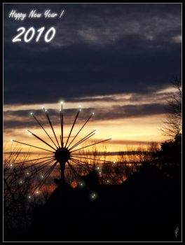 Happy 2010 by QuentinGG