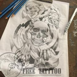 free tattoo by sasan-ghods