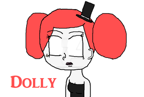Dolly (Art Trade) by InfamousMich87