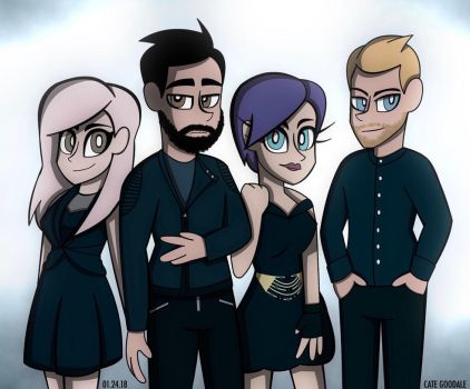 Skillet by InsomniaQueen