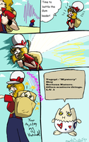 HG Nuzlocke : 50 by SaintsSister47