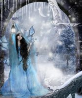 Bringer of Winter by LostMemoryOfADream