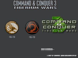 Command Conquer 3 Tiberium War by 3xhumed