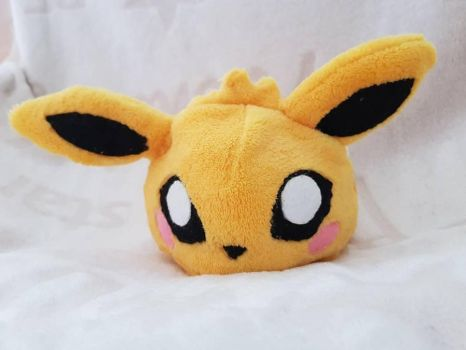 jolteon plush by Meeth28