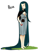 Meet Alicia by TheLonelySilent